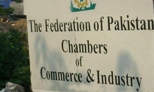 FPCCI fumes as Lahore admin shuts down meeting