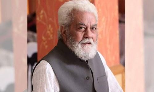 ممتاز صحافی اطہر علی ہاشمی انتقال کر گئے