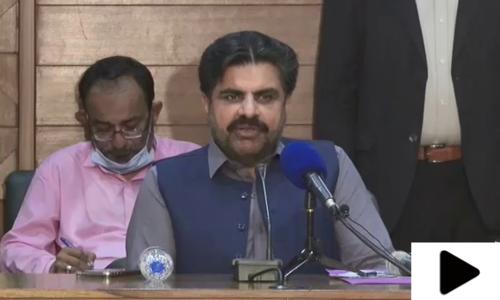 'کراچی کے 35 نالوں کی صفائی سندھ حکومت کررہی ہے'