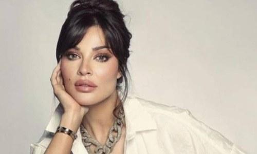 بیروت دھماکے میں زخمی ہونے والی لبنانی اداکارہ کی 6 گھنٹے طویل سرجری