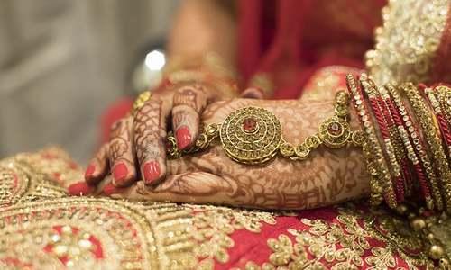 دو لڑکیوں کی شادی کا معاملہ: 'دلہا' کا نام ای سی ایل میں ڈالنے، شناختی کارڈ بلاک کرنے کا حکم