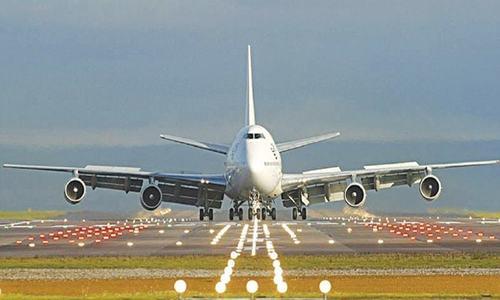 تمام ایئرپورٹس پر بین الاقوامی پروازوں کو بحال کرنے کا اعلان