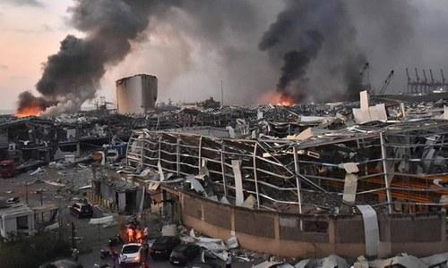 4 روز میں دنیا کے 7 ممالک میں آتشزدگی کے واقعات