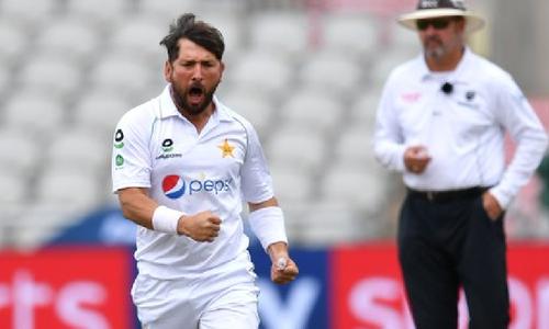 پہلا ٹیسٹ: انگلینڈ کے خلاف پاکستان کو دوسری اننگز میں 244 رنز کی برتری