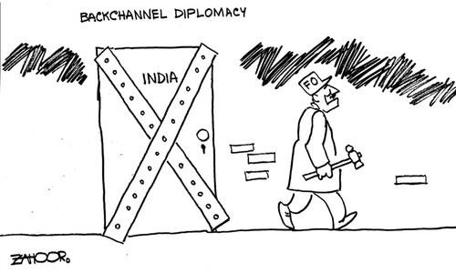 Cartoon: 8 August, 2020