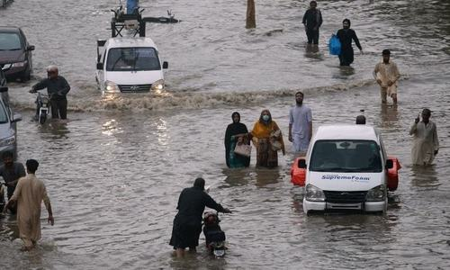 NDMA cleans three major nullahs of Karachi in five days