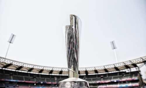 بھارت 2021 اور آسٹریلیا 2022 میں ٹی20 ورلڈ کپ کی میزبانی کرے گا