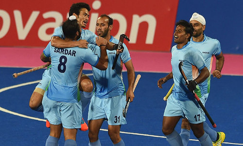 Five Indian hockey players test positive for virus