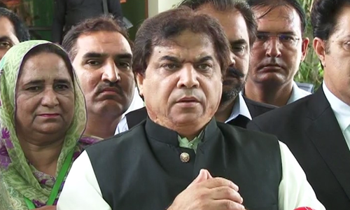 Hanif Abbasi summoned by NAB