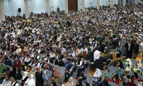 افغان امن مذاکرات کی راہ ہموار، جرگے نے 400 خطرناک قیدیوں کی رہائی کی اجازت دے دی