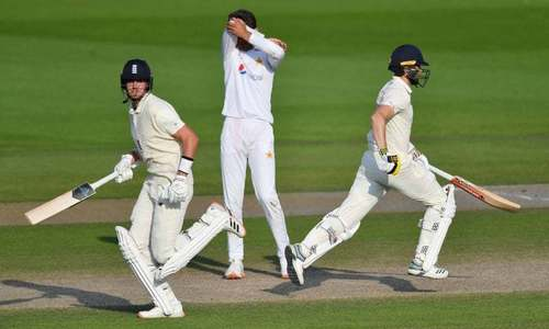 Three things we learned from the first Test between England and Pakistan