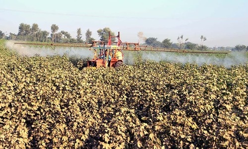 Need for innovation in agriculture