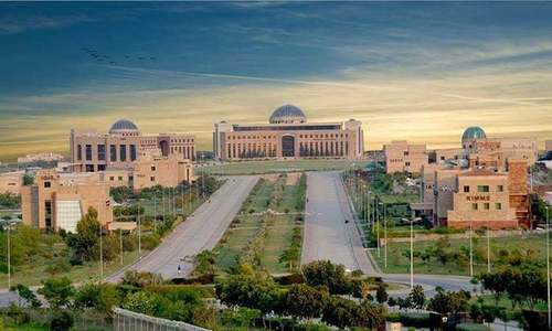 Nust rector registers cyber crime case against 20 people