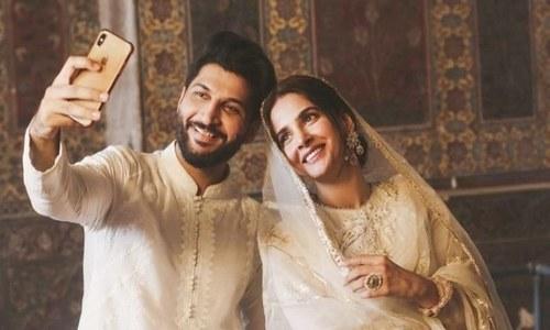 بلال سعید اور صبا قمر نے مسجد میں ویڈیو شوٹ کرنے پر معافی مانگ لی