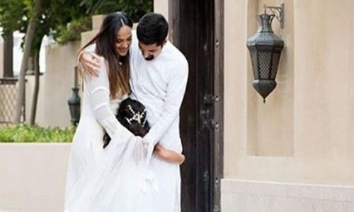 آمنہ شیخ نے دوسری شادی کی تصدیق کردی
