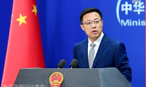 چین کا پابندیوں پر ردعمل، امریکی سینیٹرز پر پابندی کا اعلان