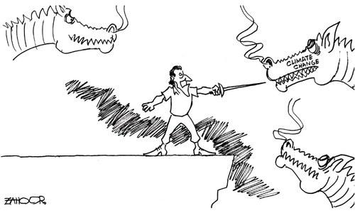 Cartoon: 11 August, 2020