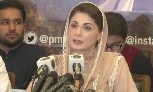 NAB issued 'vague' call-up notice to cause me harm, claims Maryam Nawaz