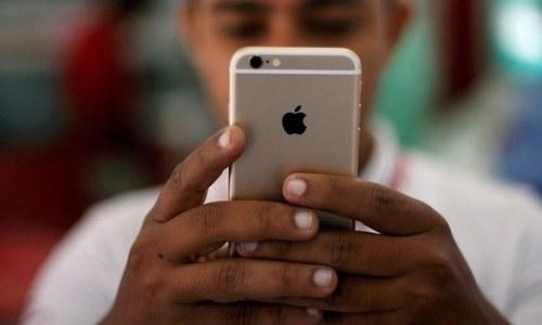 وی چیٹ پر پابندی سے آئی فونز کی فروخت میں 30 فیصد کمی کا امکان