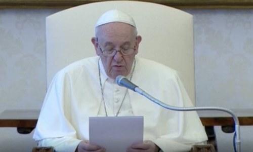 پوپ فرانسس نے پہلی مرتبہ 6 خواتین کو اعلیٰ عہدوں پر تعینات کردیا