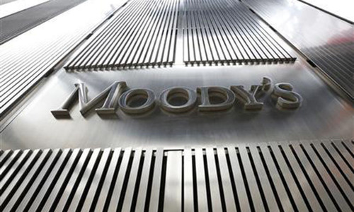 Moody's changes outlook of five banks to stable