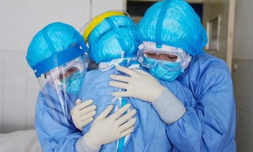 پاکستان میں کورونا وائرس بے اثر، مصدقہ کیسز میں سے 92 فیصد صحتیاب