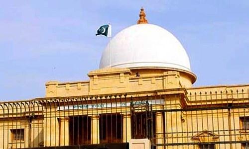 کراچی کے تمام نالوں کی صفائی کا کام این ڈی ایم اے کے حوالے کرنے کا حکم