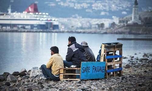 شمالی مقدونیہ: یورپ جانے کے خواہش مند 81 پاکستانیوں سمیت 148 تارکین وطن گرفتار