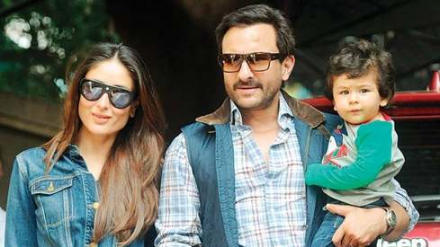 Kareena Kapoor and Saif Ali Khan are expecting their second child
