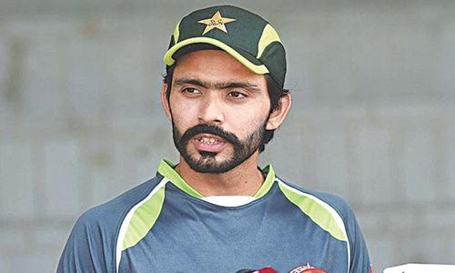 پاکستان کی دوسرے ٹیسٹ میچ میں ٹاس جیت کر بیٹنگ، فواد عالم شامل