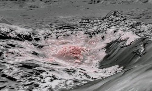 نظام شمسی میں چھپے ایک سمندر کو دریافت کرلیا گیا