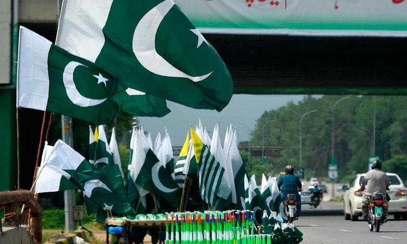 ملک بھر میں 73 واں جشن آزادی بھرپور جوش و جذبے سے منایا جارہا ہے