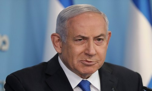 West Bank annexation still 'on the table', says Netanyahu