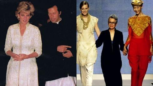 Throwback to some of Pakistani fashion's global milestones