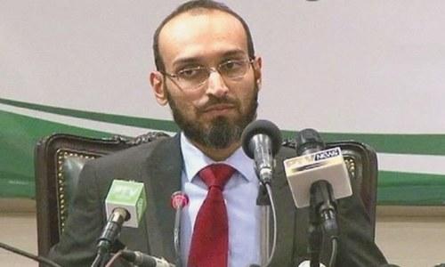 'مسلم لیگ (ن) کی حکومت نے من پسند چیئرمین نادرا کیلئے معیار کو تبدیل کیا'