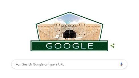 Google wishes Pakistan happy Independence Day with a doodle