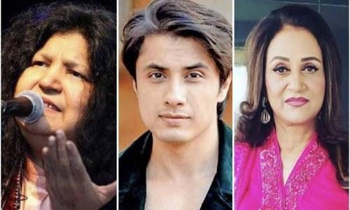 حکومت کا فنون لطیفہ سے وابستہ 40 شخصیات کو سول ایوارڈز دینے کا اعلان