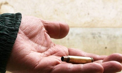 Over 20 hurt in aerial firing in Karachi city