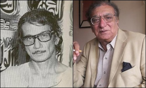 Posthumous Nishan-i-Imtiaz for Sadequain, Ahmad Faraz