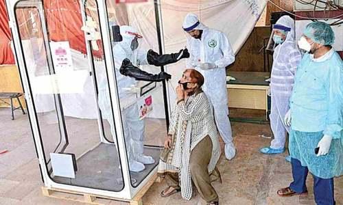 کورونا وبا: 92 فیصد مریض صحتیاب، 524 نئے کیسز رپورٹ