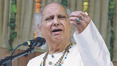 Indian classical singer Jasraj dies at 90