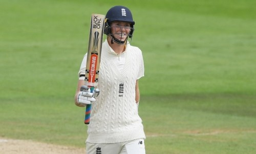 England's Crawley hits maiden Test century as Pakistan dismiss Root