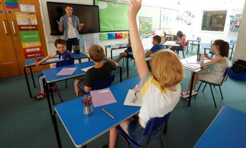 Missing school poses greater risk to children than coronavirus: UK advisers