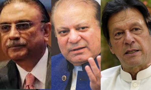 Taking stock: First two years of PPP, PML-N and PTI in power