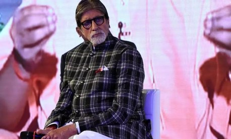 Amitabh Bachchan back at work as Bollywood relaxes on-set rules