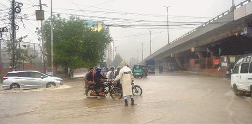 What is Karachi's problem?