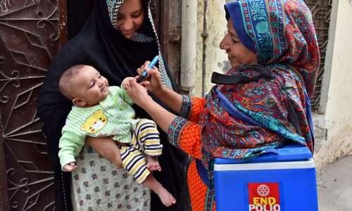 پاکستان میں پولیو وائرس مزید پھیلنے کا خدشہ، عالمی تنظیم نے آگاہ کردیا