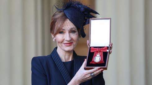 JK Rowling returns human rights award after transphobia backlash