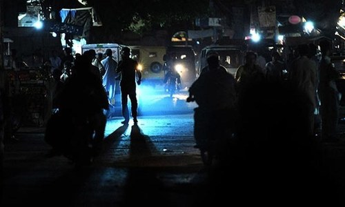 Street protests against KE over 40-hour-long power failure
