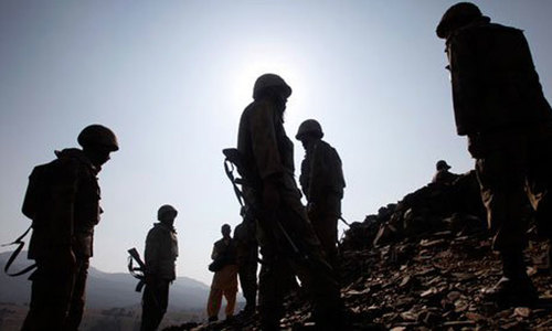 Banned outfit's leader killed in Mastung